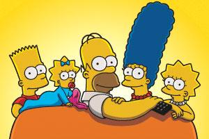 """""""Симпсонов"""" назвали самым успешным ТВ брендом"""
