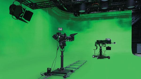 Студия Universal открывает виртуальный павильон