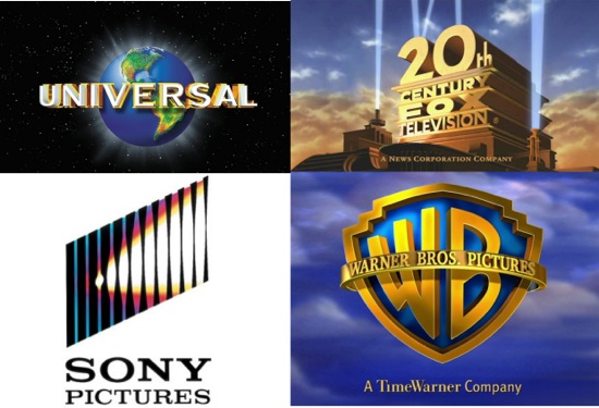 Голливудские студии хотят зарабатывать в интернете, кинотеатры против