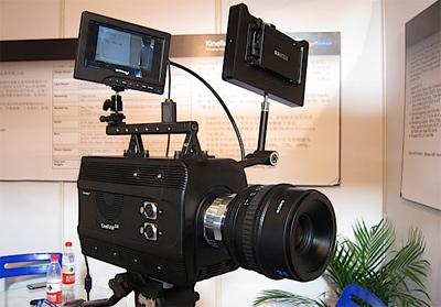 BIRTV 2011 – Китайский ответ RED ? Камера Kinefinity KineRAW S35 за $8000