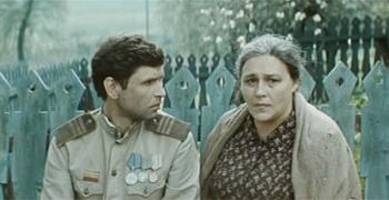 """Композиционный разбор фильма """"Трясина"""" Григория Чухрая"""