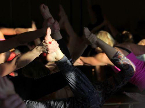 Русские йоги в кино. О душе и энтузиазме.