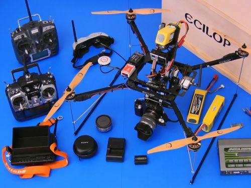 Force Servo – новая технология для стабилизации и вращения видеокамеры