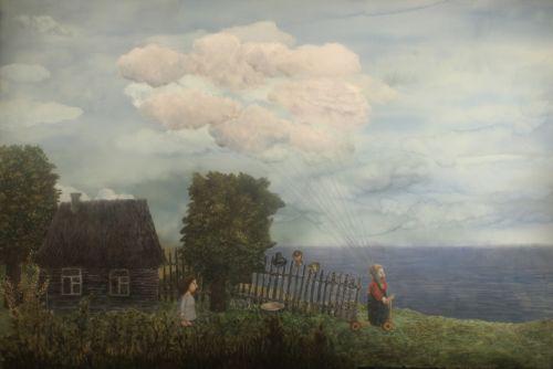 Трогательный мультфильм Ирины Литманович о любви