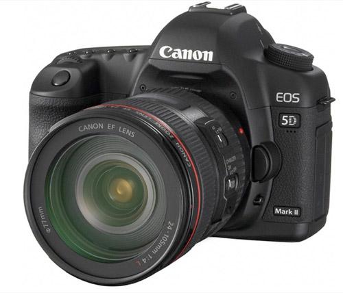 Canon 5DMkII dslr камера