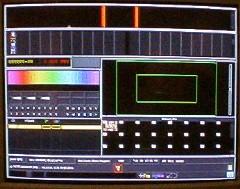 2k дисплей CC (Da vinci systems)