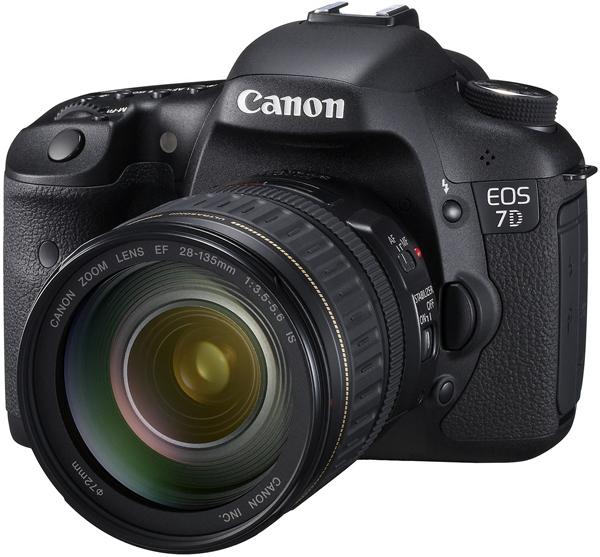 Canon 7D dslr камера