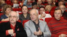 Московские кинематографисты избрали делегатов на съезд