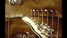 Ты всегда рядом / You are always nearby (2009) Песочная анимация [Видео]