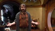Хоббит: Видеоблог Питера Джексона со съемочной площадки / The Hobbit: Peter Jackson's First Video Blog from the Set (2011) [Видео]