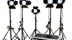 Все об освещении при видеосъемках / Часть 4: осветительные приборы