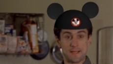 Таксист / Taxi Driver. Пародия от Walt Disney (2012)