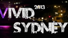 Фестиваль света Vivid Sydney 2013 timelapse