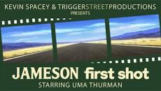 Состоялась премьера финалистов конкурса Jameson First Shot с Умой Турмой в главной роли