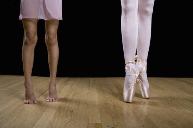 Уроки сценического движения / Часть 2: Варианты подготовительного тренинга
