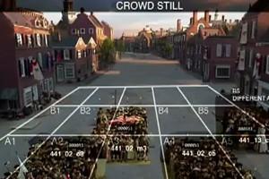 Джон Адамс (Визуальные эффекты) / John Adams Visual FX (HBO) [Видео]