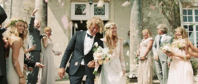 Как снимать видео свадебное