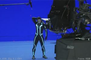 "Создание фильма ""Трон. Наследие"" / The Making of Tron Legacy  (2011) 3D [Видео]"