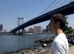 Парень гуляет по Америке / Guy Walks Across America (2010)