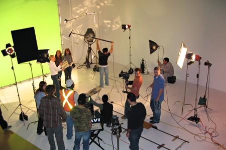 Все об освещении при видеосъемках / Часть 5: освещение как составляющая видеосъемки