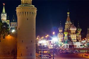 Москвa, Минск, Киев / Moscow. Minsk. Kiev (2011) Time-lapse