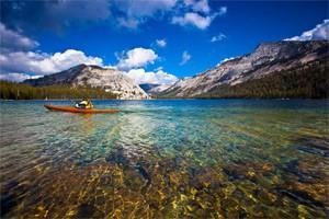 Национальный парк Йосемити / Yosemite (2012) Time-lapse