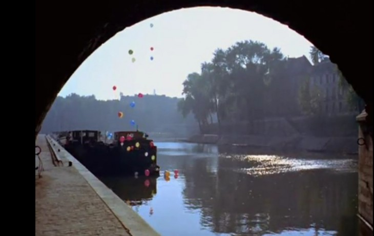 Le Ballon Rouge -  удивительный короткометражный фильм 1956 года