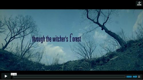 видео: через ведьмин лес