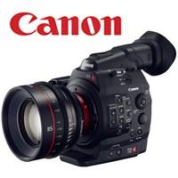 Презентация камер Сanon XF, C100, C 300, C 500 и 1DX.