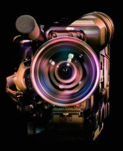 Работа с камерой / Часть 2: Объектив камеры
