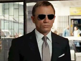 Треть бюджета юбилейного фильма про Бонда соберут с рекламодателей