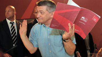 «Фауст» Сокурова признан лучшим на Венецианском фестивале