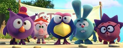 В России на детское кино и анимацию в 2012 году выделят 1,5 млрд рублей