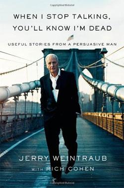 Читальный зал: Джерри Уэйнтрауб «Уроки убеждения от известного голливудского продюсера»