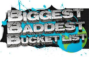 "Конкурс ""Biggest, Baddest Bucket list"""