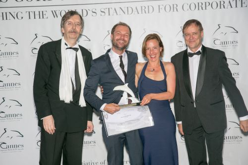 Победители 5го фестиваля Cannes Corporate Media & TV Awards 2014 были награждены