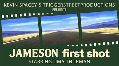 Презентация конкурса «Jameson First Shot 2014»