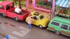 Параллельная парковка / Parallel Parking (2010) Анимация [Видео]