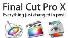 Final Cut Pro X: уже в Mac App Store