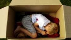 Приключения картонной коробки / The Adventures of a Cardboard Box (2011)