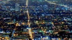 Огни Лос-Анжелеса / LA Light (2011) Time-lapse