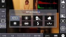 Управление фотоаппаратом Canon через Android-планшет