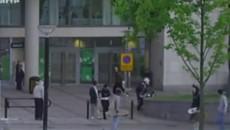 Случай перед банком / Incident By A Bank (2009)