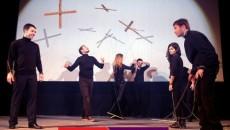 """Независимая творческая студия """"Театр и Кино"""" обращается к народному финансированию для постановки киноспектакля"""
