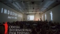 Питчинг на 5-м Одесском кинофестивале