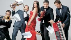 Дебютный клип для Jazz Dance Orchestra