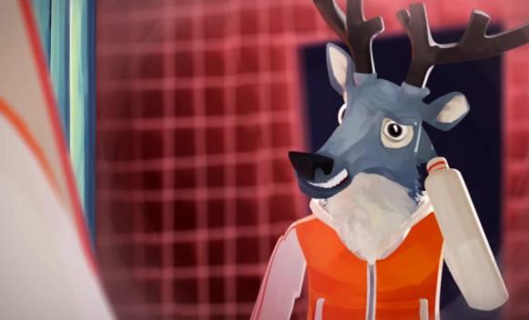 Встреча с Баком / Meet Buck (2010) Анимация [Видео]