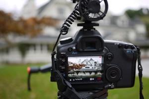 Фотоаппараты Canon покоряют Голливуд