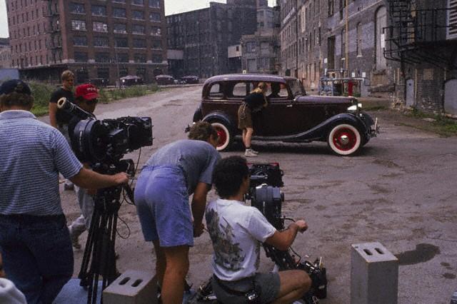 Правила поведения на съёмочной площадке