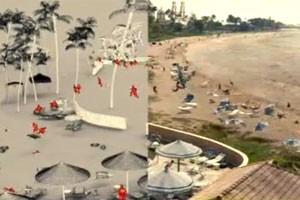 Потустороннее - Визуальные эффекты / Hereafter - VFX (2010) [Видео]